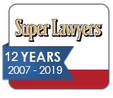 Frye Kelly Law SuperLawyers Awards